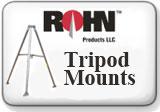Rohn Tripod Mounts