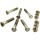 ROHN 25G Tower Section Bolt Kit R-25JBK
