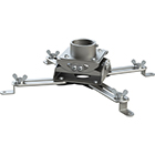 LOW PROFILE NO MAST PROJECTOR MOUNT - SILVER - PM-LPM