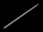 "57"" Inch X 1.66"" Inch OD Satellite Dish Antenna Mast Ground Pole - Swaged | 5992S"