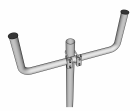 "Cantilever Mount 1.66"" OD"