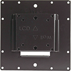 FP-SFB Small Flat Panel Flush Wall Mount