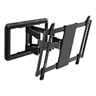 "32"" - 52"" FLAT PANEL LOW PROFILE ARM MOUNT - BLACK - FP-XMLPAB"