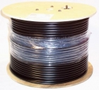 RG11 Quad Shield Burial Coaxial Cable 500'