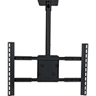"37"" - 70"" FLAT PANEL CEILING MOUNT - BLACK - PDS-LCB"