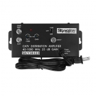 Cable TV & Antenna Signal 25dB Digital/Analog Home Distribution Amplifier | SKY38322