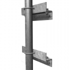 Heavy Duty Antenna Wall Mount HDG