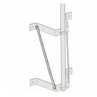ROHN Heavy Duty Antenna Wall Mount R-WM212
