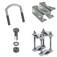 Cross Over Mounts & Clamps