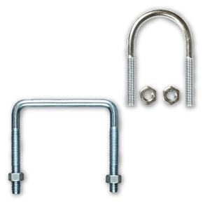 Square Bolts and U Bolts