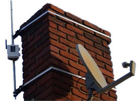 Chimney Antenna Mounts