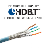 HDBaseT Certified Cable