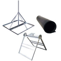 Non Penetrating Roof Mounts