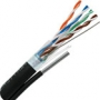 CAT6 Shielded Outdoor Messenger Cable