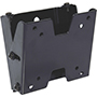 FP-SFTB Small Flat Panel Flush Wall Mount with Tilt