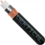 RG11 Plenum Rated Coaxial Cable 95% Braid 1000 Feet