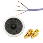 Speakers, Speaker Wire and Speaker Accessories