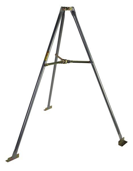 5 Foot Tripod For Antenna Mast 1 25 Od 6 Bolts