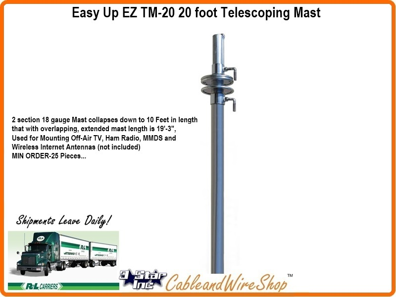 Telescopic Antenna Push Up Tv Amp Wireless Internet Antenna