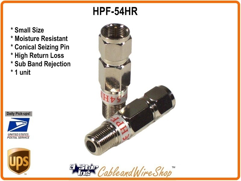 Holland Hpf 54hr High Pass Filter 3 Star Incorporated