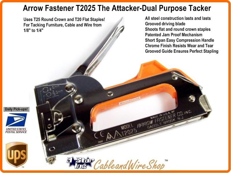Arrow t2025 staple gun 240l roof box